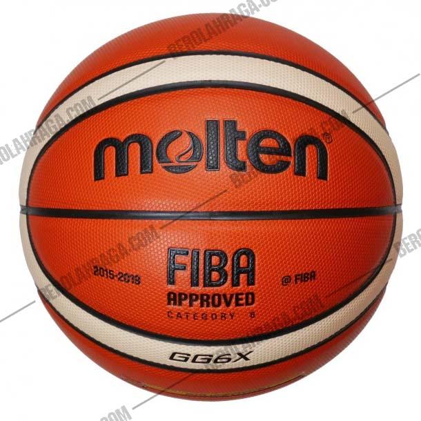 Produsen Molten Bola basket GG6X Murah