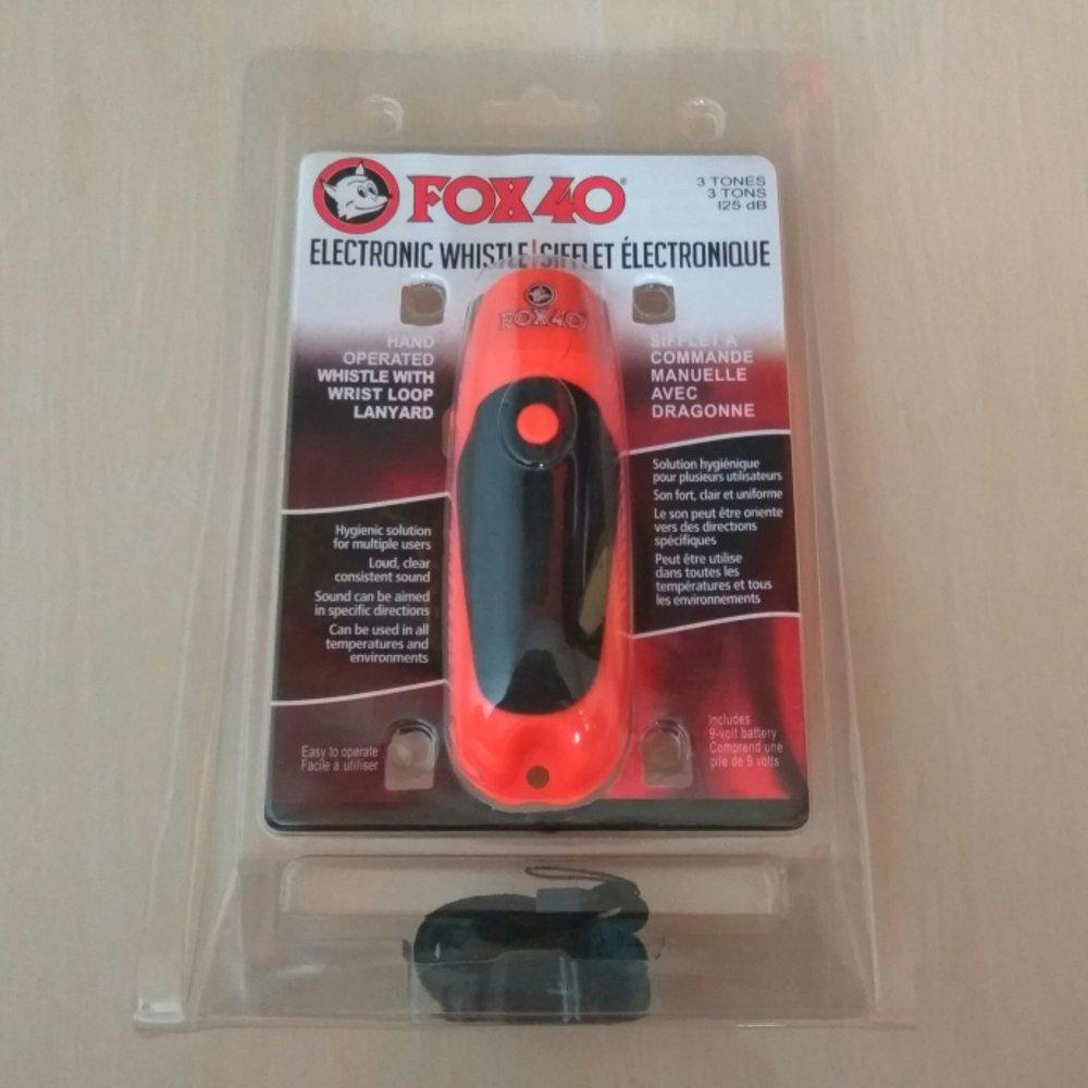Produsen Peluit Elektrik FOX Grosir