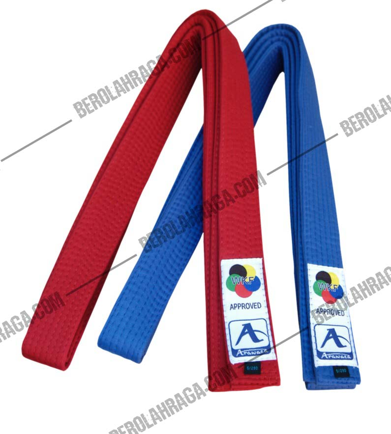 ARAWAZA Competition KUMITE Belt - WKF Approved