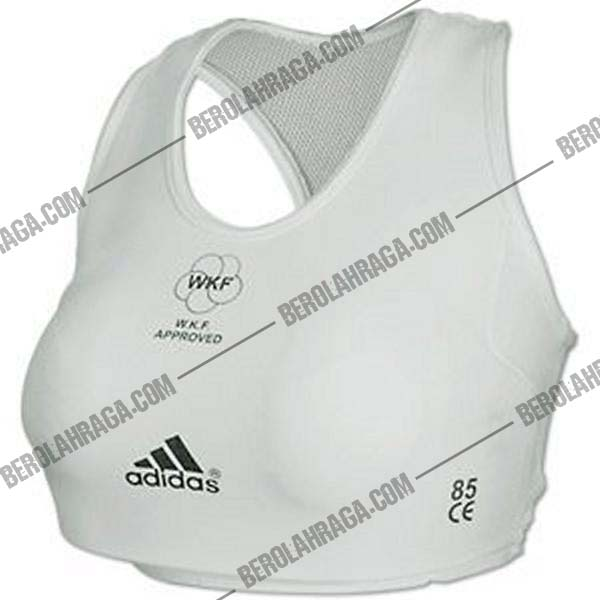 ADIDAS Ladies CHEST GUARD - WKF Approved