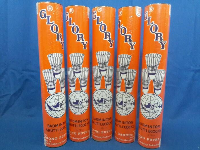 Produsen Glori ShuttleCock Bulutangkis Orange Grosir