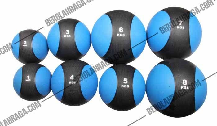 Produsen Medicine Ball 3 kg Import Grosir